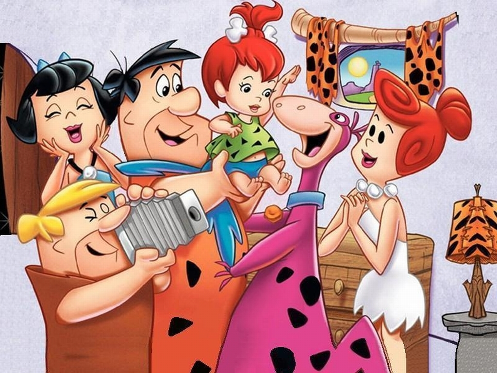 The Flintstones Wallpaper