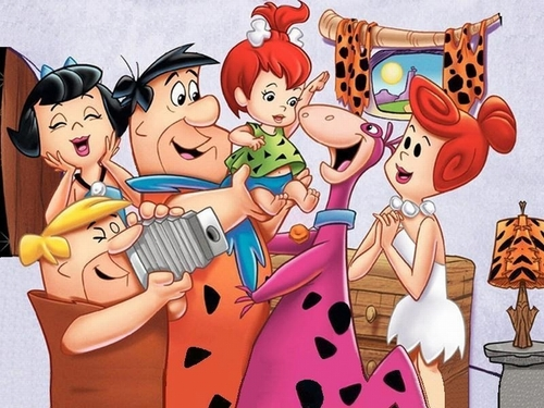 The Flintstones 바탕화면