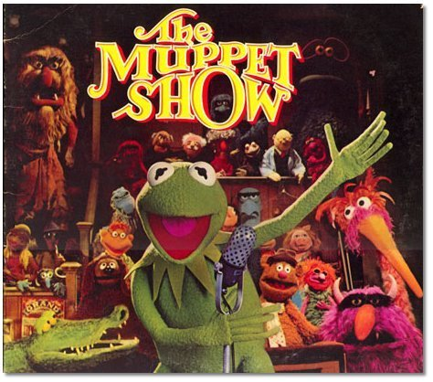 The Muppet mostrar