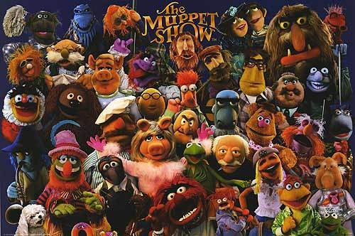 The Muppet mostra