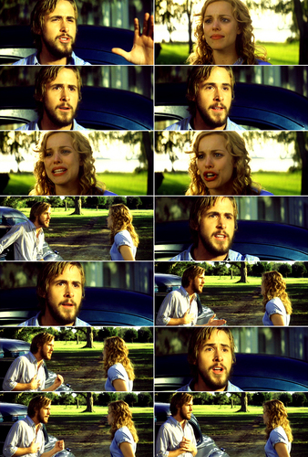 The Notebook Picspam