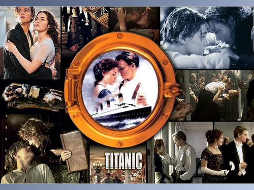 Titanic wallpaper probably with anime called Titanic