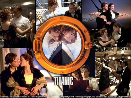 Titanic wallpaper titled Titanic