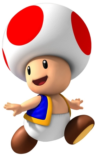 Toad!