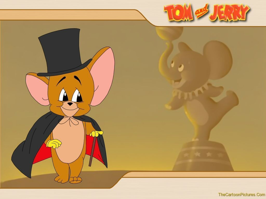 Tom And Jerry Images Tom And Jerry Wallpaper Hd Wallpaper And