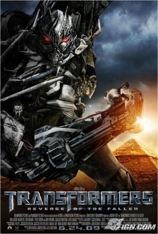 Трансформеры Revenge of the Fallen