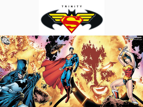 Trinity #49-50-51 - dc-comics Wallpaper