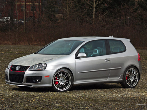 Cars wallpaper containing a sedan titled VW_Golf-GTI