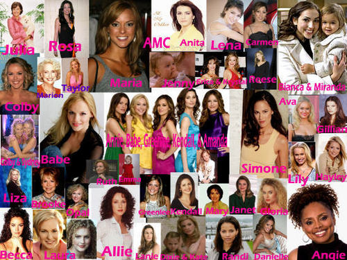 Women Of AMC