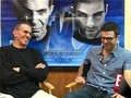 Zach and Leonard Nimoy