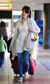 ashley greene At LAX Airport - twilight-series photo