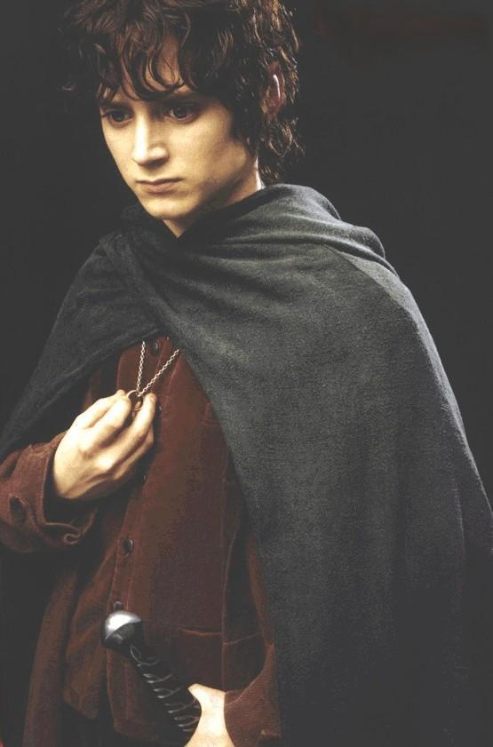 Frodo baggins yeah i 39 m a geek p pinterest for Pics of frodo baggins