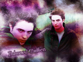 hot_edward-robert - edward-cullen-vs-jacob-black wallpaper