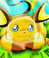 raichu! - electric-type-pokemon photo