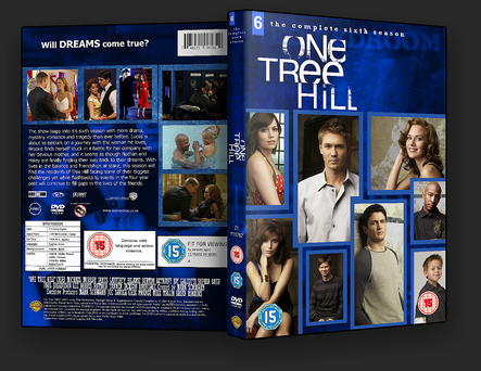 season 6 dvd cover