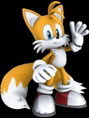 "Miles ""Tails"" Prower wallpaper entitled tails"