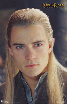 Elf Prince Legolas - legolas-greenleaf Photo