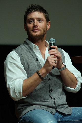 Jensen Ackles images AHBL Supernatural OzCon Sydney HD wallpaper and background photos