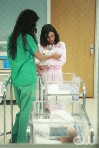 Adrianna & Baby