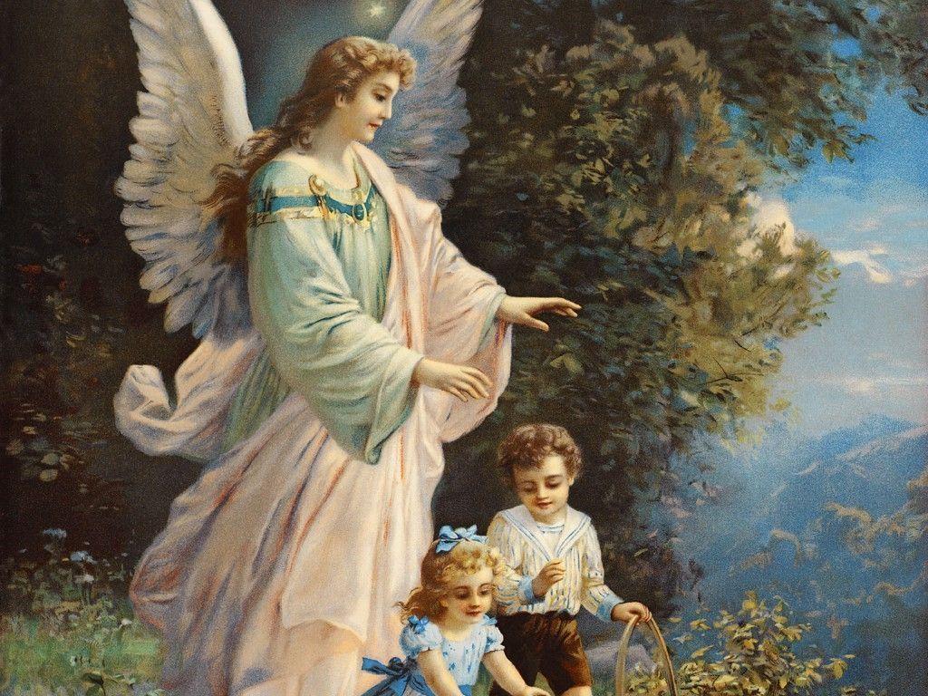 天使 壁纸