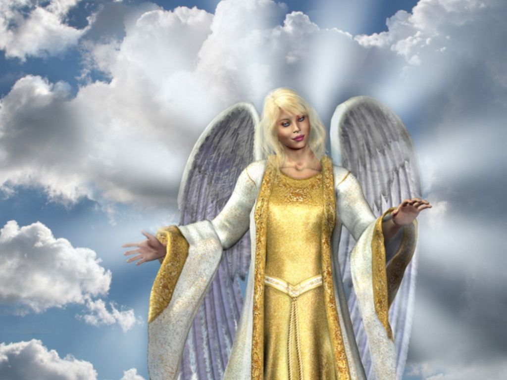 Angel Wallpaper - Angels Wallpaper (6102881) - Fanpop