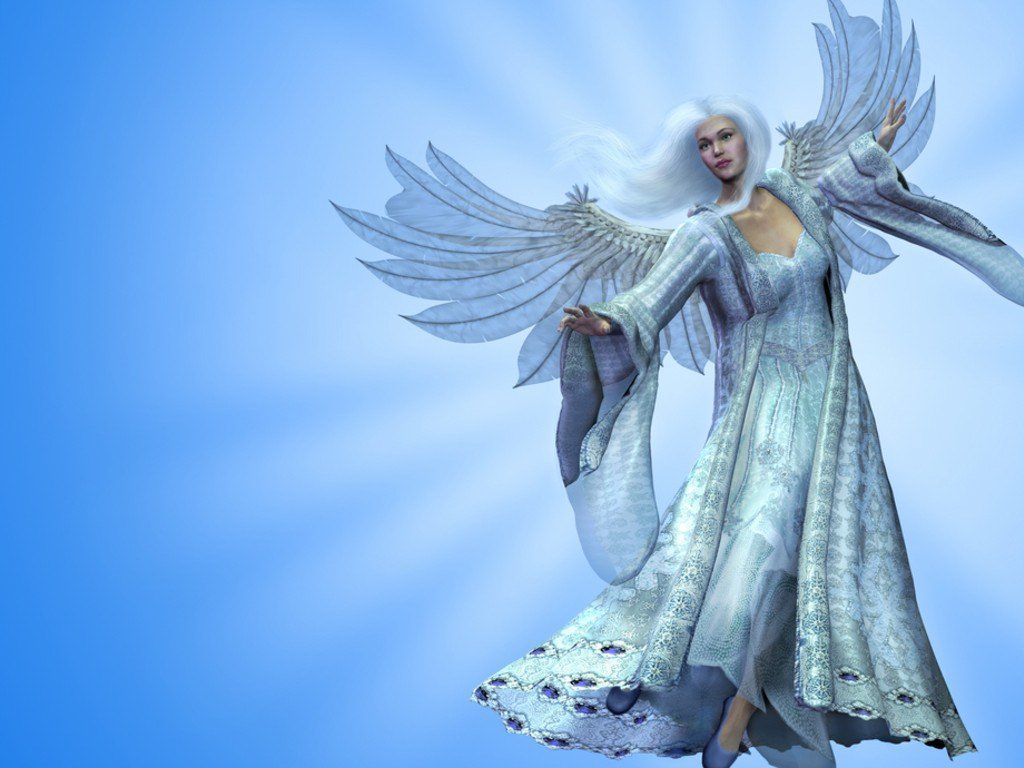 myspace angel wallpapers
