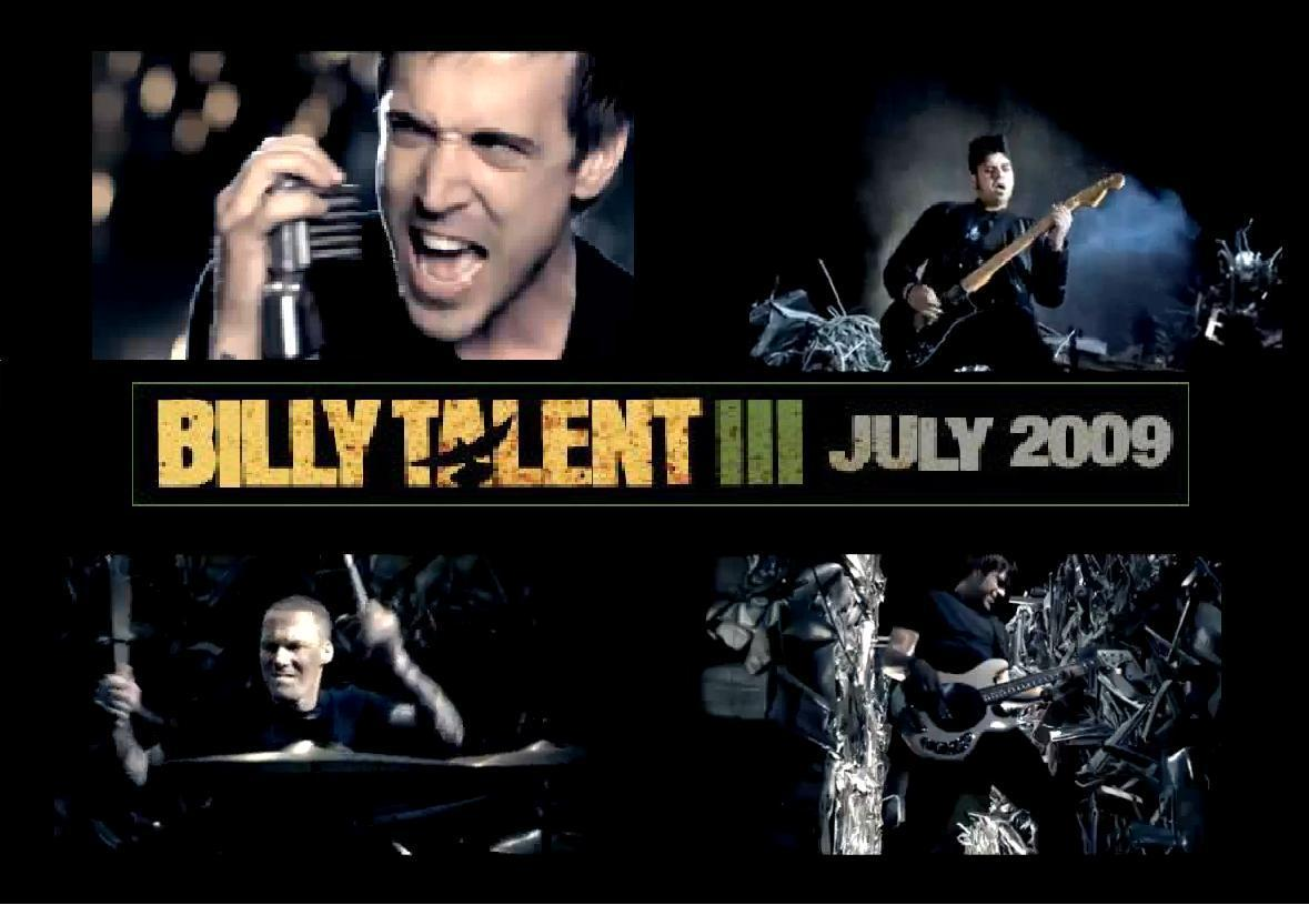 billy talent 2 - photo #21