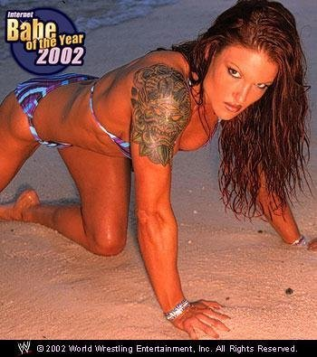 Babe of the mwaka 2002 - Lita