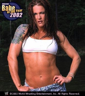 Babe of the tahun 2002 - Lita