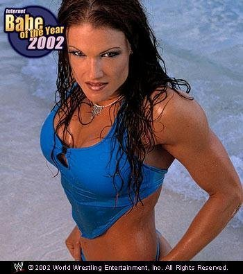 Babe of the taon 2002 - Lita