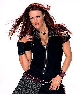 Babe of the año 2003 - Lita