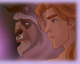 Beast/ Prince Adam