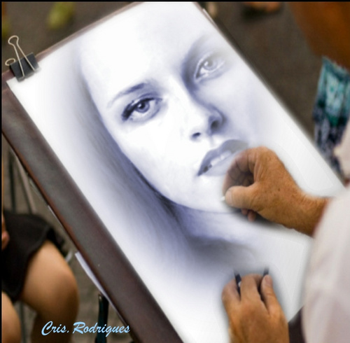 Bella's Drawing