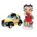 Betty Boop Salt and Pepper Shakers - betty-boop fan art