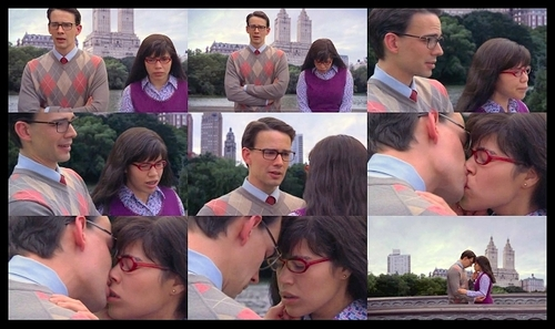 Ugly Betty wallpaper entitled Betty & Henry