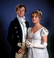 Charles Bingley and Jane Bennet