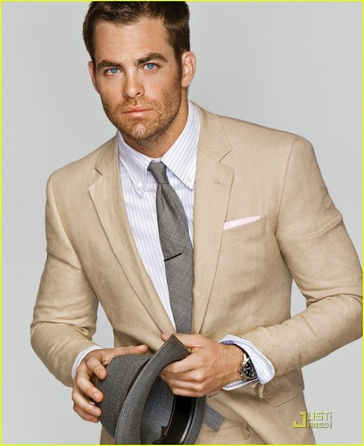 Chris for GQ [June 2009] - chris-pine Photo