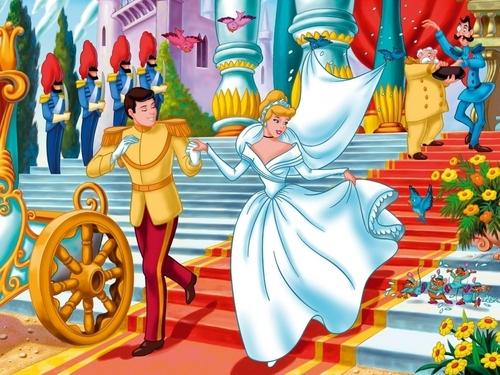 シンデレラ and Prince Charming