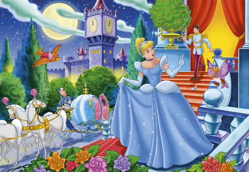 Disney Couples wallpaper containing a bouquet titled Cinderella and Prince Charming