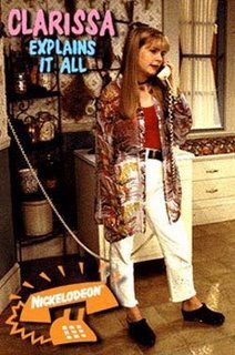The 90s wallpaper called Clarissa Explains It All