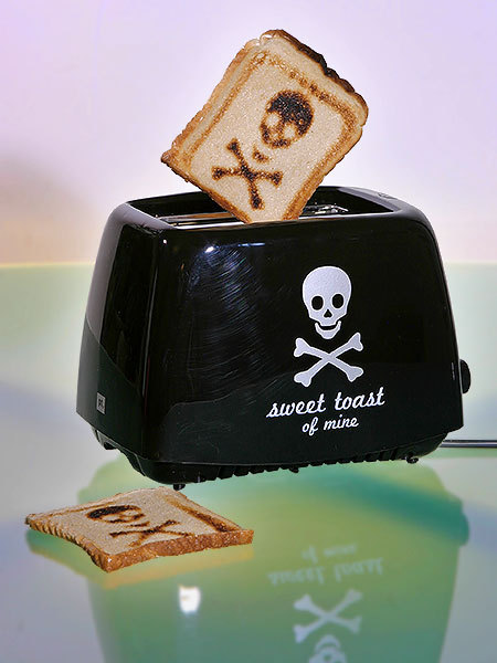 Cool Toaster - Kitchen Appliances