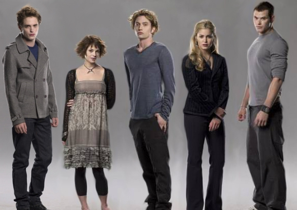 twilight meet the cullens in eclipse
