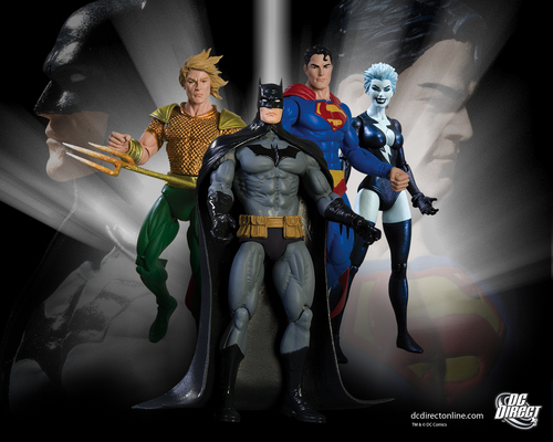 DC Toys