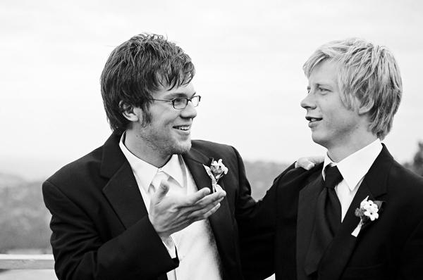 David Welsh Wedding