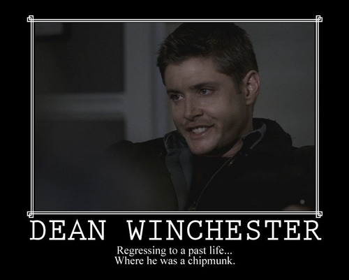Dean Winchester wallpaper possibly containing a portrait entitled Dean Winchester