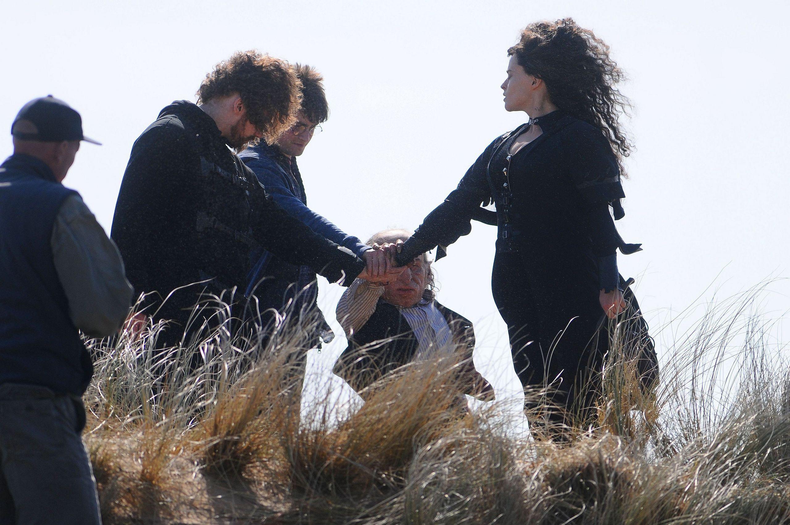 diffferent hermione beach cottage wedding olivander umm umm hand joined