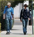 Demetri &amp; Emile Hirsch - demetri-martin photo