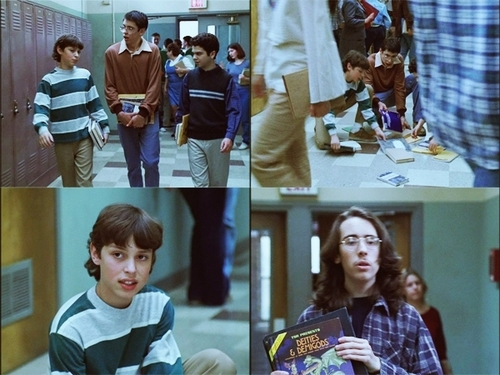 Freaks and Geeks wallpaper with a sign entitled Disco and Dragon's PictureSpam