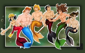 Leading men of disney wallpaper probably with anime called disney Men