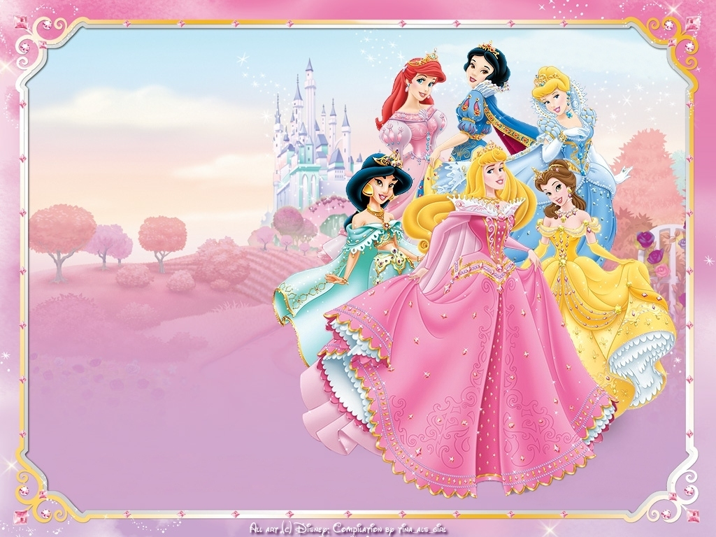Disney Princesses - Disney Princess Wallpaper (6170514) - Fanpop ...